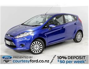 Ford Fiesta LX 2013