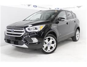 Ford Escape TITANIUM AWD PETROL 2019