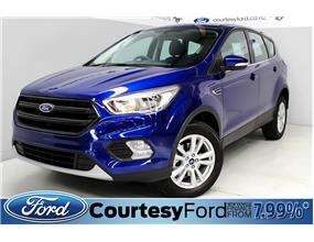 Ford Escape AMBIENTE FWD ECOBOOST 1.5 2017