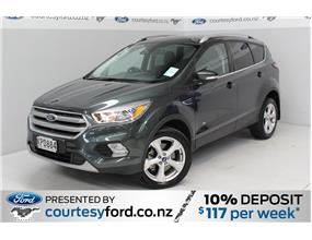 Ford Escape 2.0 Trend Awd Diesel 2017