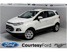 Ford Ecosport TITANIUM 1.5L PETROL 2017