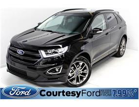 Ford Endura ST-LINE 2018