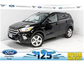Ford Escape TREND AWD 2.0L ECOBOOST 2017