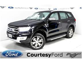 Ford Everest TITANIUM 3.2L TURBO DIESEL 2015
