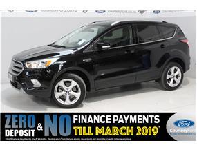 Ford Escape TREND AWD DIESEL 2.0L AUTO 2017