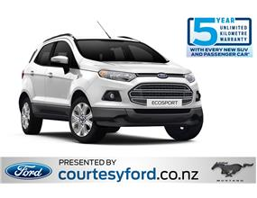 Ford Ecosport TREND 2019