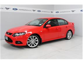 Ford Falcon FG2 XR6 LUX PACK 4.0L AUTO 2013