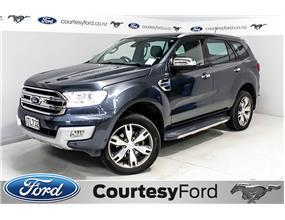 Ford Everest TITANIUM 3.2L TURBO DIESEL 2016