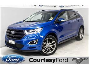 Ford Endura ST-LINE AWD 2.0L BI-TURBO AUTO 2018