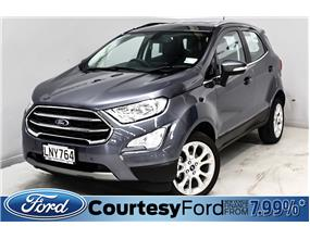 Ford Ecosport TITANIUM 1.0L ECOBOOST PETROL 2018