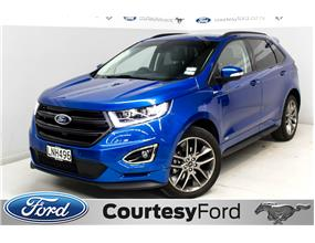 Ford Endura ST-LINE 2.0L BI-TURBO DIESEL 2018