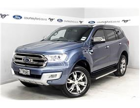 Ford Everest TITANIUM 3.2L TURBO DIESEL 2018