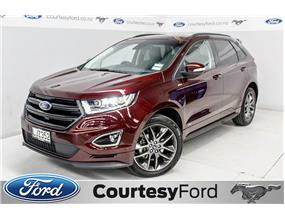 Ford Endura ST-LINE 2.0L BI-TURBO DIESEL 2018