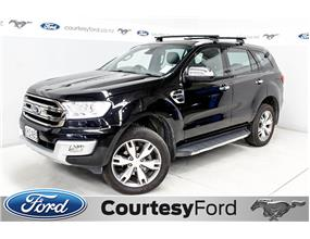 Ford Everest TITANIUM 3.2L TD AUTO 2017