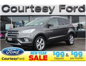 Ford Escape TREND AWD DIESEL 2018