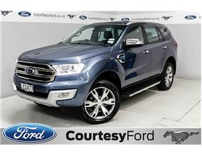 Ford Everest TITANIUM 3.2L TURBI DIESEL 2018