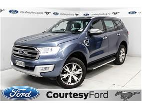 Ford Everest TITANIUM 3.2L TURBO DIESEL 2018