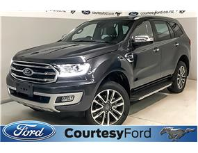 Ford Everest TITANIUM 2.0L BI-TURBO 2019