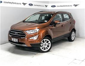 Ford Ecosport TITANIUM 1.0L ECOBOOST 2018