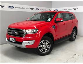 Ford Everest Trend 3.2L TURBO DISEL 2017