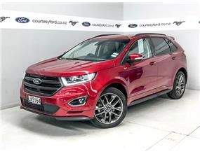 Ford Endura ST-LINE 2018