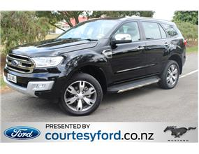 Ford Everest 3.2 TITANIUM AWD DIESEL 2018