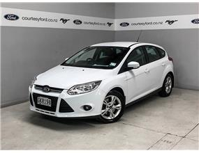 Ford Focus TREND 2.0L PETROL AUTO HATCH 2012