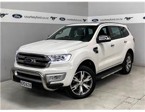 Ford Everest TITANIUM 3.2L TURBO DIESEL 2017
