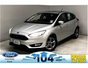 Ford Focus TREND DIESEL 6SP AUTO 2018