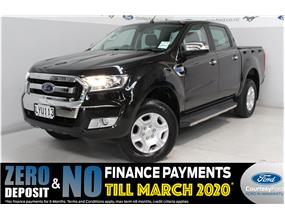 Ford Ranger XLT DOUBLE CAB MANUAL 4x2 2015