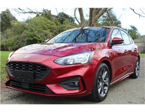 Ford Focus ST-LINE 1.5L ECOBOOST 8 SPEED PETROL 2019