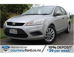 Ford Focus FOCUS HATCHBACK 2011