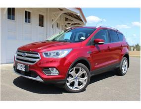 Ford Escape TITANIUM AWD PETROL 2018