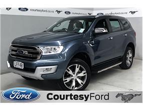 Ford Everest TITANIUM 3.2L 4x4 AUTO 2018