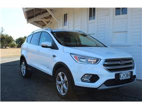 Ford Escape 2.0 Trend Awd Ecoboost 2017