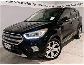 Ford Escape TITANIUM 2.0L  AWD DIESEL 2017