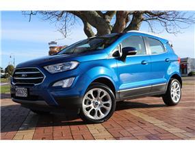 Ford Ecosport Titanium 1.0 litre Ecoboost - Ex Demo 2019