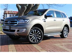 Ford Everest TITANIUM AWD 2.0L BI-TURBO  2019