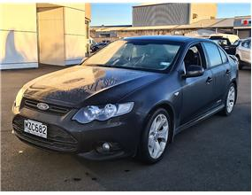 Ford Falcon FG2 XR6 4.0L SEDAN 2012