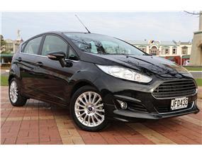 Ford Fiesta Sport 2015
