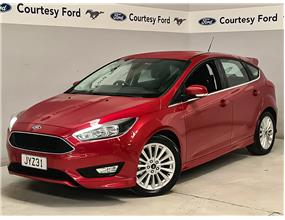 Ford Focus SPORT 1.5L ECOBOOST 6 SPEED AUTO 2016