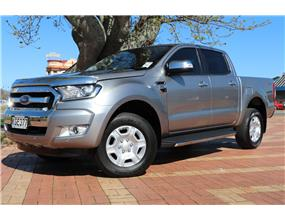 Ford Ranger XLT DOUBLE CAB 4x2 2016
