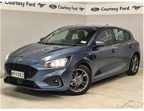 Ford Focus ST-LINE 1.5L  8 SPEED AUTO 2019