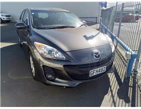 Mazda 3 GSE SKY 2012
