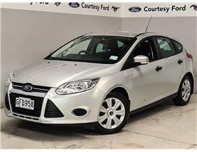 Ford Focus 1.6 Ambiente 2012