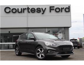 Ford Focus Active 1.5P/8At 2021