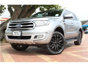 Ford Everest Titanium 2.0Ltr 4WD 2018