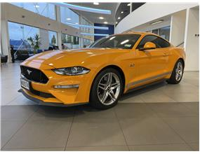 Ford Mustang 5.0L V8 GT FASTBACK MANUAL 2019