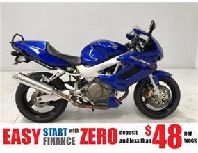 Honda VTR1000 Firestorm No Deposit & $48 per Week 2003