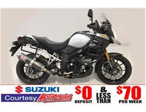 Suzuki DL1000 AL6 2016